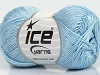 Almina Cotton Light Blue