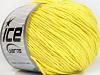 Cotton Bamboo Light Yellow