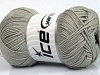 Baby Cotton 100gr Grey