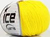 Organic Baby Cotton Yellow