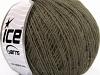 Wool Fine Dark Khaki