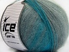 Angora Design Turquoise Shades Grey Shades