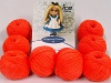 Amigurumi Cotton 25 Neon Orange