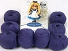 Amigurumi Cotton 25 Purple