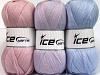 Baby Ombre Lys rosa lys Lilac