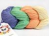 Art Color Cotton Mint Light Green Salmon Syrin Krem