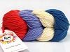 Art Color Cotton Tomat Red Syrin Jeans Blue Krem