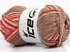 Natural Cotton Color Tomato Red Camel