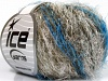 Techno Wool White Khaki Blue