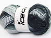 Natural Cotton Color Worsted Grey Shades