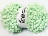 Chenille Loop Mint Green