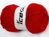Favourite Wool rød