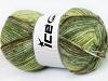 Jeans Wool grønn Shades Brun