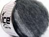Sale Winter White Grey Shades Black Mohair