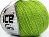 Baby Merino Soft DK Lys grønn