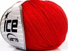 Baby Merino Soft DK rød