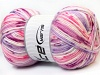Candy Baby White Pink Lilac