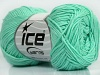 Cotton Bamboo Mint Green