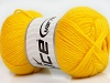 Woolly Softly Baby Yellow