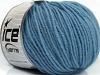 Superwash Merino Light Blue