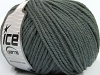 Superwash Wool Bulky Dark Grey