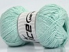 Cotton Light Mint Green