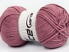 Lorena Worsted Rose Pink
