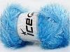 Eyelash Glitz Light Blue