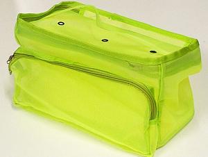 Sizes: 16 cm x 20 cm x 35 cm Neon Green, Brand ICE, acs-1256