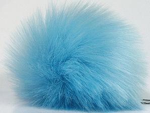Diameter around 7cm (3&) Light Blue, Brand ICE, acs-1264
