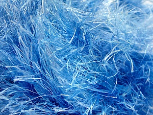 Fiber Content 100% Polyester, Brand ICE, Blue Shades, Yarn Thickness 6 SuperBulky  Bulky, Roving, fnt2-51309