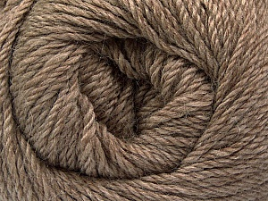 Fiber Content 45% Alpaca, 30% Polyamide, 25% Wool, Brand ICE, Camel, Yarn Thickness 3 Light  DK, Light, Worsted, fnt2-51523