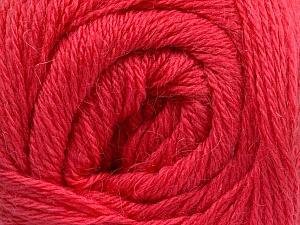 Fiber Content 45% Alpaca, 30% Polyamide, 25% Wool, Salmon, Brand ICE, Yarn Thickness 2 Fine  Sport, Baby, fnt2-51601