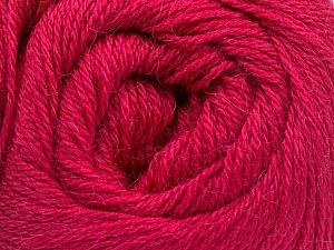 Fiber Content 45% Alpaca, 30% Polyamide, 25% Wool, Brand ICE, Fuchsia, Yarn Thickness 2 Fine  Sport, Baby, fnt2-51603