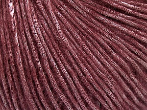 Fiber Content 50% Acrylic, 50% Polyamide, Brand ICE, Burgundy, Yarn Thickness 4 Medium  Worsted, Afghan, Aran, fnt2-52580