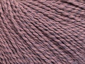 Fiberinnehåll 68% Bomull, 32% Silke, Orchid, Lilac, Brand Ice Yarns, fnt2-54757