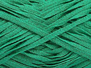 Fiber Content 100% Acrylic, Brand ICE, Emerald Green, Yarn Thickness 3 Light  DK, Light, Worsted, fnt2-55725