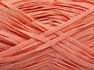 Fiber Content 100% Acrylic, Light Salmon, Brand ICE, Yarn Thickness 3 Light  DK, Light, Worsted, fnt2-55726