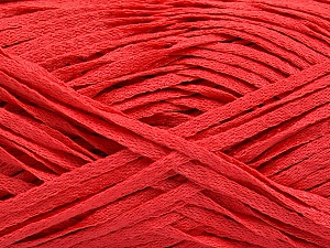 Fiber Content 100% Acrylic, Salmon, Brand ICE, Yarn Thickness 3 Light  DK, Light, Worsted, fnt2-55728