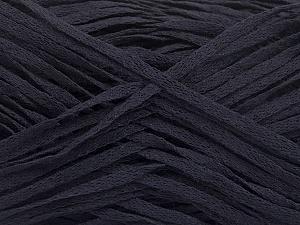 Fiber Content 100% Acrylic, Brand ICE, Dark Navy, Yarn Thickness 3 Light  DK, Light, Worsted, fnt2-56696