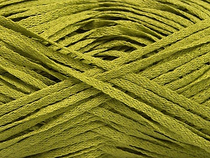 Fiber Content 100% Acrylic, Light Green, Brand ICE, Yarn Thickness 3 Light  DK, Light, Worsted, fnt2-56942