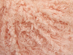 Fiber Content 100% Polyamide, Light Salmon, Brand ICE, Yarn Thickness 6 SuperBulky  Bulky, Roving, fnt2-58233