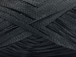 Fiber Content 100% Acrylic, Brand ICE, Black, Yarn Thickness 3 Light  DK, Light, Worsted, fnt2-58906