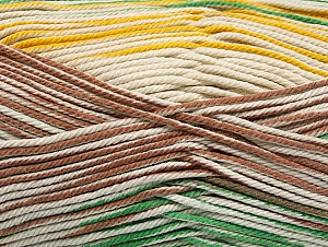 Fiber Content 100% Mercerised Cotton, Yellow, Brand ICE, Green, Camel, Beige, Yarn Thickness 2 Fine  Sport, Baby, fnt2-58987
