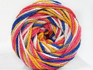 Fiber Content 50% Acrylic, 50% Polyamide, White, Salmon, Purple, Pink, Brand ICE, Gold, Yarn Thickness 5 Bulky  Chunky, Craft, Rug, fnt2-59360