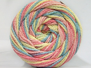 Fiber Content 50% Acrylic, 50% Polyamide, Pastel Colors, Brand ICE, Yarn Thickness 5 Bulky  Chunky, Craft, Rug, fnt2-59363