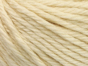 Fiber Content 60% Acrylic, 40% Wool, Brand ICE, Dark Cream, Yarn Thickness 6 SuperBulky  Bulky, Roving, fnt2-59780