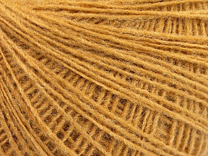 Fiber Content 50% Wool, 50% Acrylic, Brand ICE, Gold, Yarn Thickness 2 Fine  Sport, Baby, fnt2-60017