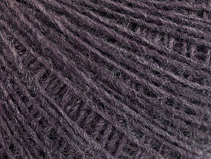 Fiber Content 50% Wool, 50% Acrylic, Purple, Brand ICE, Yarn Thickness 2 Fine  Sport, Baby, fnt2-60034