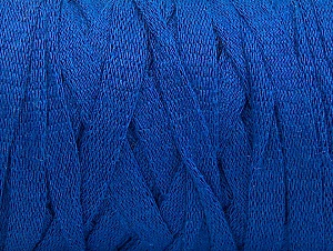 Fiber Content 100% Recycled Cotton, Brand ICE, Dark Blue, Yarn Thickness 6 SuperBulky  Bulky, Roving, fnt2-60131